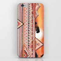 journey iPhone & iPod Skins featuring Journey by Sandra Dieckmann