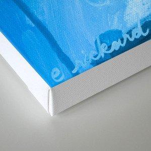 Color Study No. 10 Canvas Print
