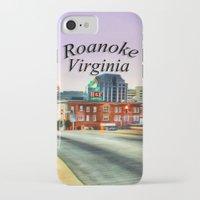 virginia iPhone & iPod Cases featuring Roanoke Virginia by ThePhotoGuyDarren