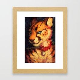 AZ Framed Art Print