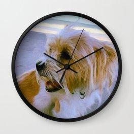 artattack-1 Wall Clock