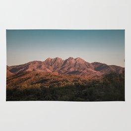 Four Peaks Rug