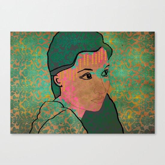 148 Canvas Print