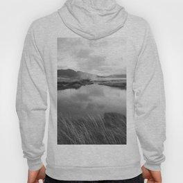 Lake (Black and White) Hoody