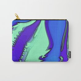 River of Fractals Carry-All Pouch