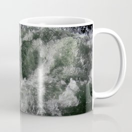 Rapids Frozen in Time Coffee Mug