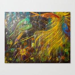 Zamora Canvas Print