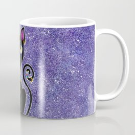 Baby Bastet, Egyptian Princess Coffee Mug