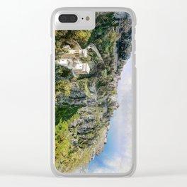 Erice art 2 Clear iPhone Case
