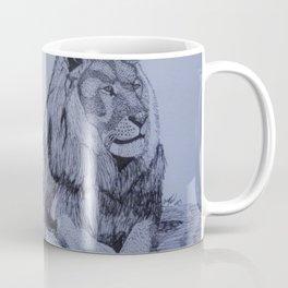The Lion and the Lamb Coffee Mug