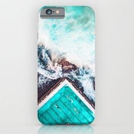 Sydney Bondi Icebergs iPhone Case