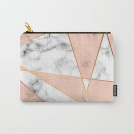 Marble Geometry 050 Carry-All Pouch