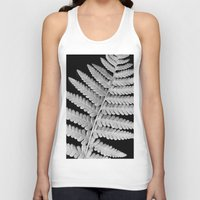 fern Tank Tops featuring Fern by Brian Raggatt
