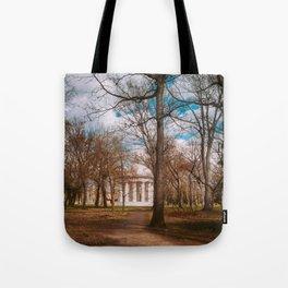 District of Columbia War Memorial - Washington DC Tote Bag