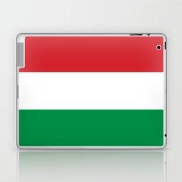 flag of hungary-hungary, hungarian, magyar,Magyarország, hungria,Budapest Laptop & iPad Skin