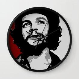 Ernesto Che Guevara smile Wall Clock