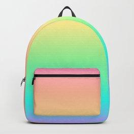 Pastel Rainbow 2 Backpack