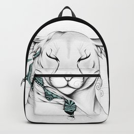 Poetic Cougar Backpack