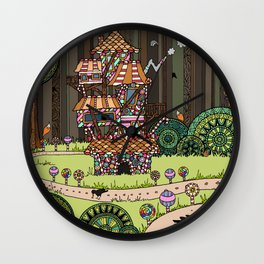 'Hansel and Gretel' Wall Clock