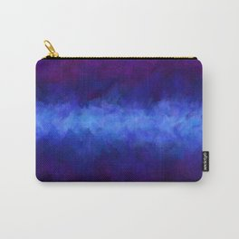 Dark Cosmic Storm Carry-All Pouch