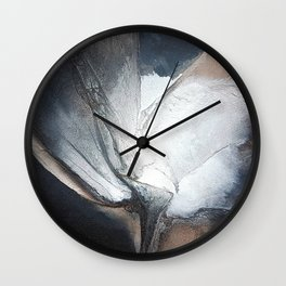 The Hands Turn Wall Clock