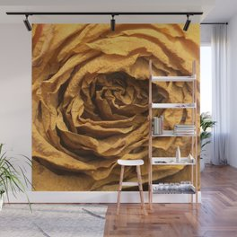 Old Rose Wall Mural