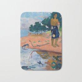 Paul Gauguin - Haere Pape Bath Mat