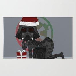 Darth Booty. (Christmas) Rug