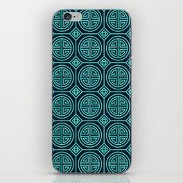Chinese Pattern iPhone Skin