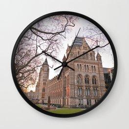 Natural History Museum, London Wall Clock