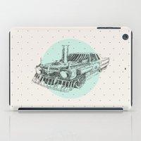 steam punk iPad Cases featuring Steam punk by grop