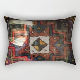 Oriental rug Rectangular Pillow