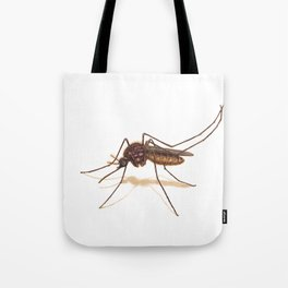 Mosquito by Lars Furtwaengler | Colored Pencil / Pastel Pencil | 2014 Tote Bag