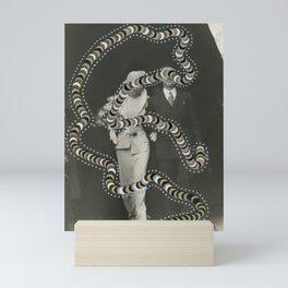 Space-Time Rupture 003 Mini Art Print