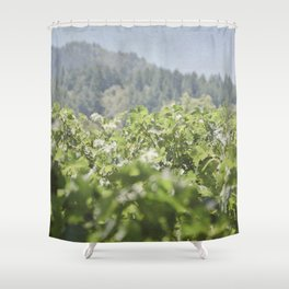 Wine Country Shower Curtain