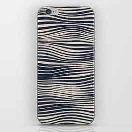 Waving Lines iPhone Skin