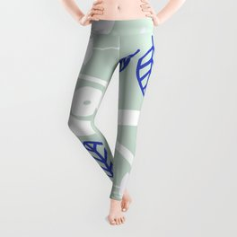 Semantic shade Leggings
