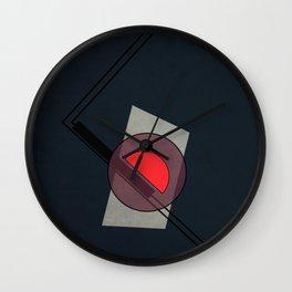 PJS/66 Wall Clock