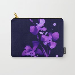 Organic Impressions 334zi by Kathy Morton Stanion Carry-All Pouch