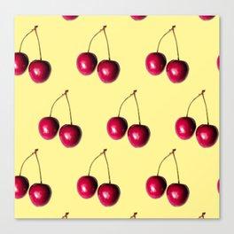 Cherry bomb Canvas Print
