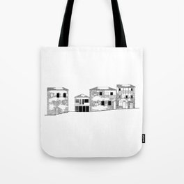 Traditional Settlement Tote Bag