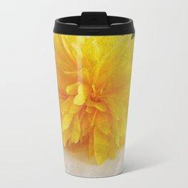 Kerria Japonica Travel Mug