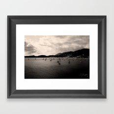 Charlotte Amalie Framed Art Print