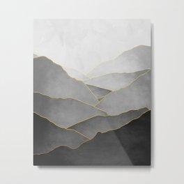 Minimal Landscape 01 Metal Print