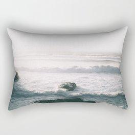 Waves VI Rectangular Pillow