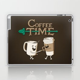 Coffee Time! Laptop & iPad Skin