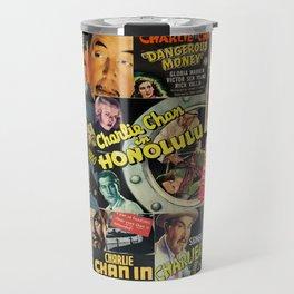Charlie Chan Travel Mug