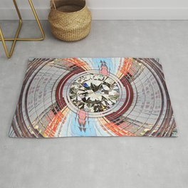 The Diamond in your life Rug