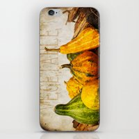 vegetable iPhone & iPod Skins featuring Vegetable II  by Angela Dölling, AD DESIGN Photo + Photo