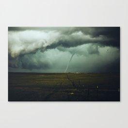 Tornado Alley (Color) Canvas Print